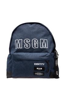 Большой рюкзак Eastpak x MSGM