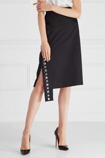 Однотонная юбка No21