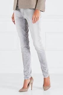 Комбинированные джинсы Pepe Jeans