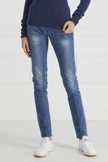 Потертые джинсы 7 For All Mankind