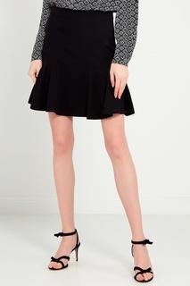 Черная юбка-годе Diane Von Furstenberg