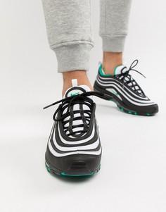 Черные кроссовки Nike Air Max 97 - Черный