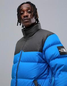 Синяя куртка The North Face 1992 Nuptse - Синий