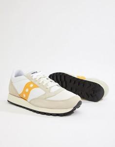 Серые винтажные кроссовки Saucony Jazz Original S70368-36 - Серый