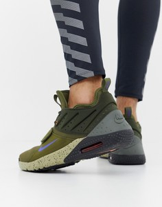 Кроссовки цвета хаки Nike Training Air Max 1 ao0835-342 - Зеленый