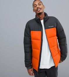 Оранжево-черная куртка Columbia Pike Lake эксклюзивно для ASOS - Оранжевый