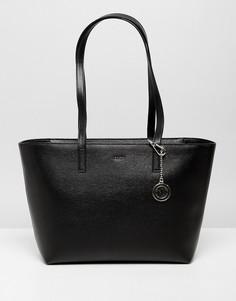 Черная сумка-тоут DKNY bryant sutton - Черный