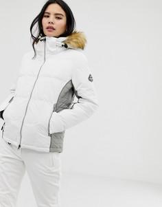 Горнолыжная куртка Surfanic Zeta - Белый