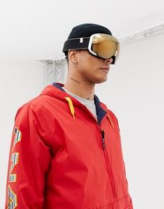 Защитные очки горнолыжника со сменными белыми стеклами Anon M2 MFI - Белый