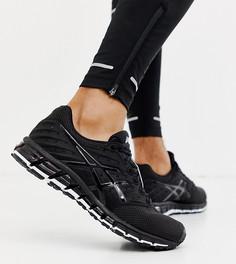 Черные кроссовки Asics Gel Quantum 180 - Черный