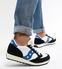 Белые кроссовки в винтажном стиле Saucony Jazz Оriginal - Белый