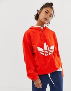 Худи adidas Originals CLRDO - Оранжевый