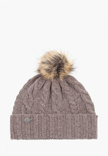 Шапка New Balance Womens Lux Knit Pom Beanie
