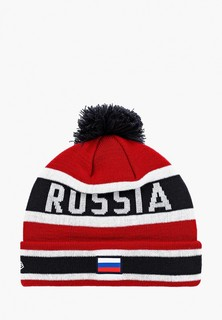 Шапка New Era LIC 887 RUSSIAN WORDMARK KNIT