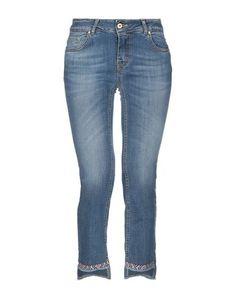 Джинсовые брюки-капри Kocca