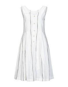 Платье до колена Trussardi Jeans