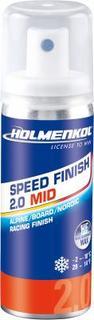 Эмульсия фторуглеродная для лыж и сноубордов HOLMENKOL Speed Finish2.0 MID, размер Без размера