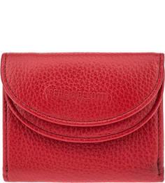 Кожаное портмоне с двумя отделами для купюр Sergio Belotti