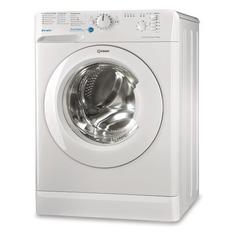 Стиральная машина INDESIT Innex BWSB 51051, фронтальная загрузка, белый