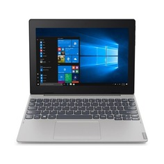 Планшет-трансформер LENOVO IdeaPad 128Gb LTE D330-10IGM, 4GB, 128GB, 3G, 4G, Windows 10 серебристый [81h30039ru]
