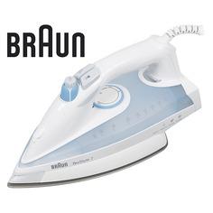 Утюг BRAUN TS725A, 2400Вт, белый [0x12711068]