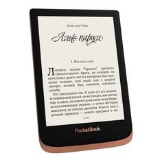 """Электронная книга POCKETBOOK 632, 6"""", бронзовый"""