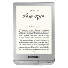 """Электронная книга POCKETBOOK 627, 6"""", серебристый"""