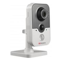 Видеокамера IP HIKVISION HiWatch DS-I114W, 2.8 мм, белый