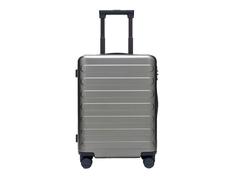 Чемодан Xiaomi RunMi 90 Fun Seven Bar Business Suitcase 20 Gray