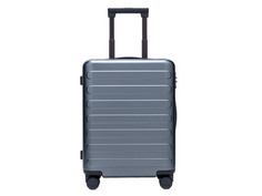 Чемодан Xiaomi RunMi 90 Fun Seven Bar Business Suitcase 20 Titanium Gray