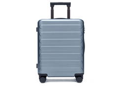 Чемодан Xiaomi RunMi 90 Fun Seven Bar Business Suitcase 20 Light Blue