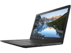 Ноутбук Dell Inspiron 5770 5770-5888 Black (Intel Core i7-8550U 1.8 GHz/16384Mb/2000Gb + 256Gb SSD/AMD Radeon 530 4096Mb/Wi-Fi/Cam/17.3/1920x1080/Linux)