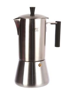Кофеварка Gipfel Azzimato 500ml на 10 порций Steel-Black 5394