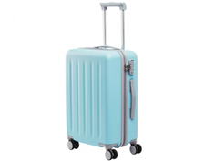 Чемодан Xiaomi RunMi 90 Points Trolley Suitcase 20 Macaron Mint Green