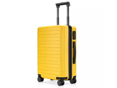 Чемодан Xiaomi RunMi 90 Fun Seven Bar Business Suitcase 24 Yellow