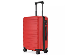 Чемодан Xiaomi RunMi 90 Fun Seven Bar Business Suitcase 24 Red