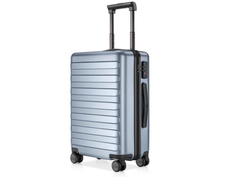 Чемодан Xiaomi RunMi 90 Fun Seven Bar Business Suitcase 24 Light Blue