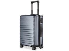 Чемодан Xiaomi RunMi 90 Fun Seven Bar Business Suitcase 24 Titanium Gray