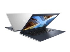 Ноутбук Dell Vostro 5471 5471-4032 Silver (Intel Core i7-8550U 1.8 GHz/8192Mb/1000Gb + 128Gb SSD/No ODD/AMD Radeon 530 4096Mb/Wi-Fi/Cam/14.0/1920x1080/Windows 10 64-bit)