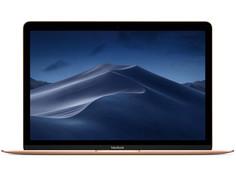 Ноутбук APPLE MacBook 12 Gold MRQN2RU/A (Intel Corem31.2 GHz/8192Mb/256Gb SSD/Intel HD Graphics/Wi-Fi/Bluetooth/Cam/12.0/2304x1440/macOS)
