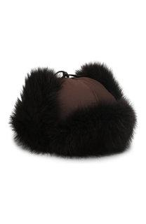 Меховая шапка-ушанка Джими FurLand