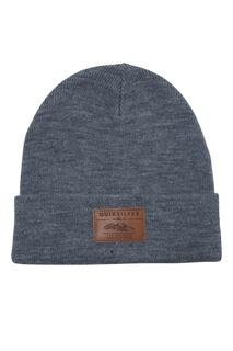 Серая шапка Brigade Quiksilver Kids