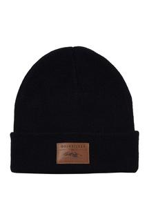 Черная шапка Brigade Quiksilver Kids