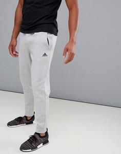 Серые джоггеры adidas ID Stadium - Серый
