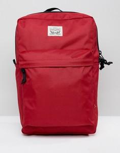Рюкзак с карманами Levis - Красный