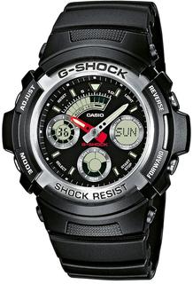Наручные часы Casio G-shock G-Classic AW-590-1A