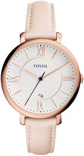 Наручные часы Fossil Jacqueline ES4202SET