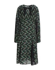 Платье до колена Anna Sui