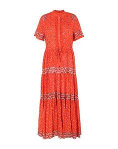 Длинное платье Free People