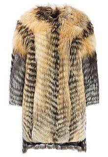 Шуба из меха лисицы Virtuale Fur Collection